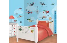 Sticker 'Disney Planes' - WALLTASTIC