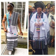 xhosa traditional dresses designs 2017 - style you 7 Zulu Traditional Wedding Dresses, South African Traditional Dresses, Traditional Dresses Designs, African Traditional Wedding, Traditional Outfits, Traditional Design, African Wedding Attire, African Attire, African Weddings