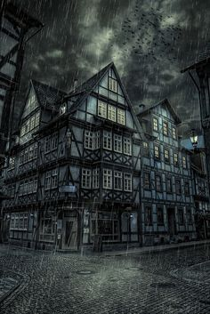 G like Gothic  House in Germany