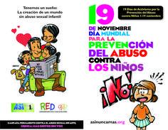 Asi Nunca Más: 19 de Noviembre Día Nacional Contra el Abuso Sexua...