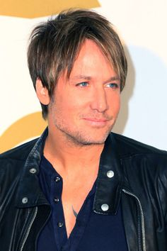 2013: The Year When All the Famous People Chopped Their Hair   Keith Urban