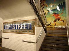 NYC Subway Washington Heights