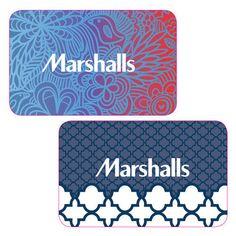 Marshall's giftcard