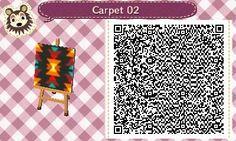 ACNL/ACHHD QR CODE-Wall, Fabric