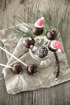 Advent, Advent... 〖Lebkuchen Cake Pops〗