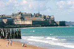 Les remparts de Saint-Malo – Région Bretagne – Département de l'Ille-et-Vilaine - Monuments 2015 - Le monument préféré des Français - France 2