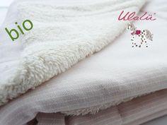 Babydecken - Babydecke Baumwolle Rosa - ein Designerstück von Ulalue-Kinderdinge bei DaWanda