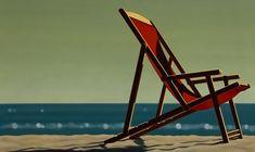 Folding Chair  By Kenton Nelson