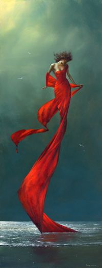 Jimmy Lawlor... I would call it: 'Rise above the storms of life...and You will be free'...                                                                                                                                                      More