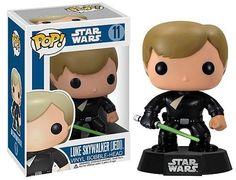 [UK-Import]Funko Star Wars Jedi Luke Skywalker Pop! Vinyl Bobble Head