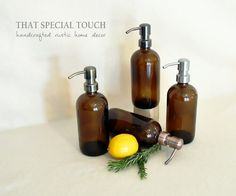 Hey, I found this really awesome Etsy listing at https://www.etsy.com/listing/265456332/amber-apothecary-style-round-jar-soap