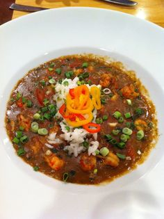 Crawfish Etouffee - New Orleans Southern food