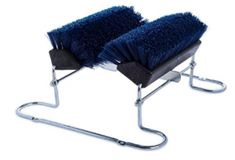 Save on Carlisle 4042414 Commercial Boot N Shoe Brush Scraper with Chrome Plated Steel Frame Blue and Boot Brush, Best Brushes, Clean Shoes, Carlisle, Cool Boots, Chrome Plating, Blue Shoes, Steel Frame, Commercial