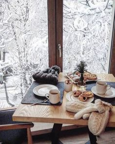 #winter #breakfast #christmas #style  Pinterest: teakwoodkilts