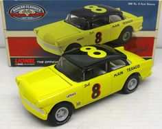 Dale Earnhardt younger years   sold out dale earnhardt action 1956 main texaco ford back in 1971 dale ...