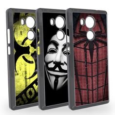 Find More Phone Bags & Cases Information about Exquisite Cool Black Spider Man / V face cartoon anime Series Hard case For Huawei mate 8 mate8 cover,High Quality anime ipod case,China anime ornament Suppliers, Cheap case sax from ShenZhen MRB store on Aliexpress.com