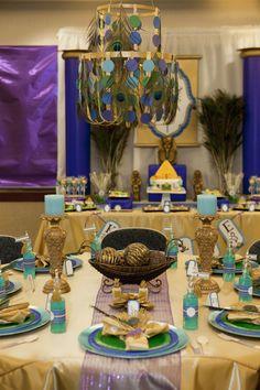 Egyptian Birthday Party