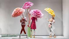 Visual Merchandising: Vitrine Primavera-Verão