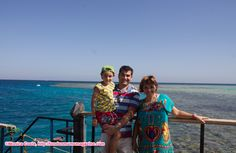 Travel with kids: Snorkelling holiday with children in Hurghada, Red Sea (Egypt)