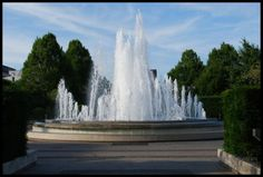 Amalienborg - Copenhagen Copenhagen, Fountain, Outdoor Decor, Home Decor, Art, Art Background, Decoration Home, Room Decor, Water Fountains