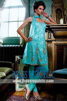 Capri Syble - DR6599, British Indian Designer Dresses 2013, British Pakistani Designer Dresses 2013 Collection by www.dressrepublic.com