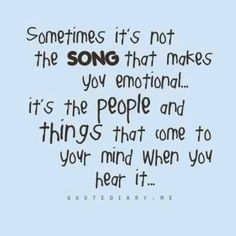 songs about losing someone close to you