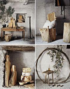 Andrea Brugi - wood