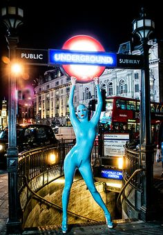 to the Torture Garden. One of Londons most established fetish clubs ...