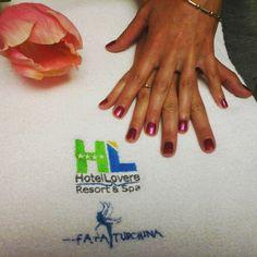 #manicure #CNDshellac