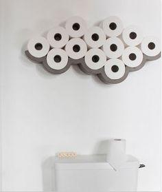 Chaque chose à sa place avec des rangements muraux ! | Habitatpresto.com