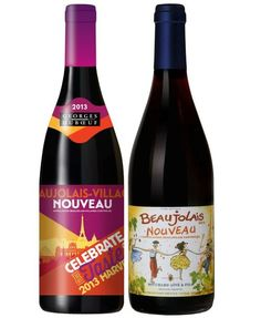 New release! November 21, 2013 is Beaujolais Nouveau Day