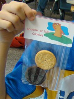 Groundhog Day / Shadow or Not Cookies