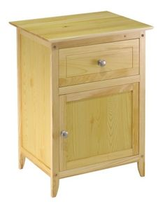 Winsome Wood Natural Beechwood End/Ac…