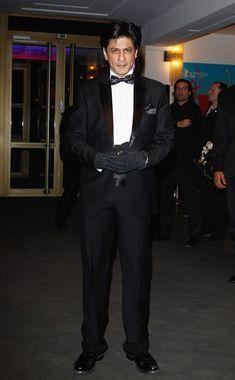 Shahrukh Khan Tuxedo