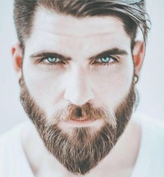 Love his eyes. That beard .  Loving it all.