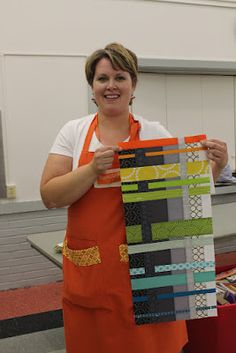 The Kansas City Modern Quilt Guild: QuiltCon Block Challenge