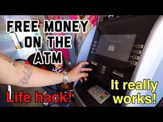 Free Money Now, Get Money Online, Earn Money From Home, How To Get Money, Cell Phone Hacks, Iphone Hacks, Android Hacks, Paypal Hacks, Life Hacks Youtube