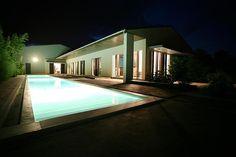 Haus mit Pool beim Neusiedler See