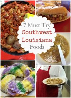 I'm sharing 7 must try foods from Southwest Louisiana and, if possible, a recipe so you can try making them at home. Of course, these are best enjoyed while visiting Southwest Louisiana, but homemade is second best.