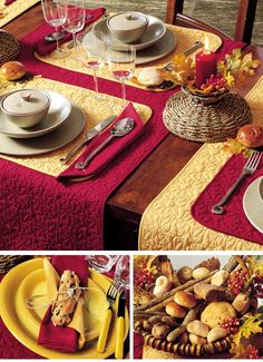 La Cucina Italiana - Tavola sere d autunno