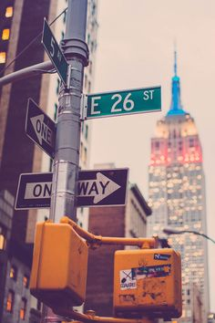 0rient-express:  Empire State Building| byRebecca Dale.