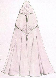 Galadriel cloak