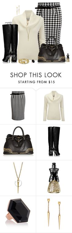 """Chilly morning with a Miu Miu bag"" by exxpress ❤ liked on Polyvore featuring Pure Collection, Miu Miu, Tory Burch, Anna Sui, Sam Edelman, Blu Bijoux, Sweater, fall2013 and outfitonly"