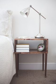 Glamorous  Rustic Night Table Lamps and bedside table lamps pottery barn