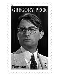 Gregory Peck (4/5/16 - 6/12/2003) American actor. One of the world's most popular film stars from the 1940s to the 1960s, Peck continued to play important roles well into the 1980s.