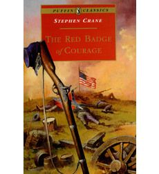 Overcoming fears of death and war in the red badge of courage by stephen crane