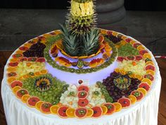 fruit displays for weddings - Google Search