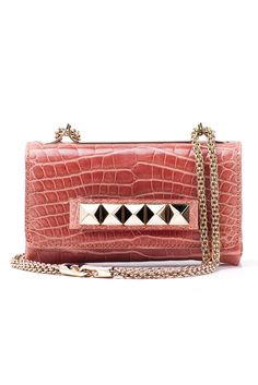 Valentino Spring 2012 Bag Collection croc bag