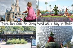 Theme Park Guide for Visiting Walt Disney World with a Baby or Toddler