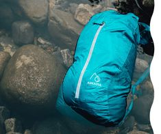 The Sea to Sky Pack by The PNW Co. is a waterproof backpack that's made with CORDURA. This ultralight backpack is durable and perfect for travel and outdoor adventures. Packable, Durable and Lightweight - The Sea to Sky Pack is the best packable daypack. Ultralight Backpacking, Waterproof Backpack, Pouch, Sky, Backpacks, Bags, Camping, Fashion, Heaven
